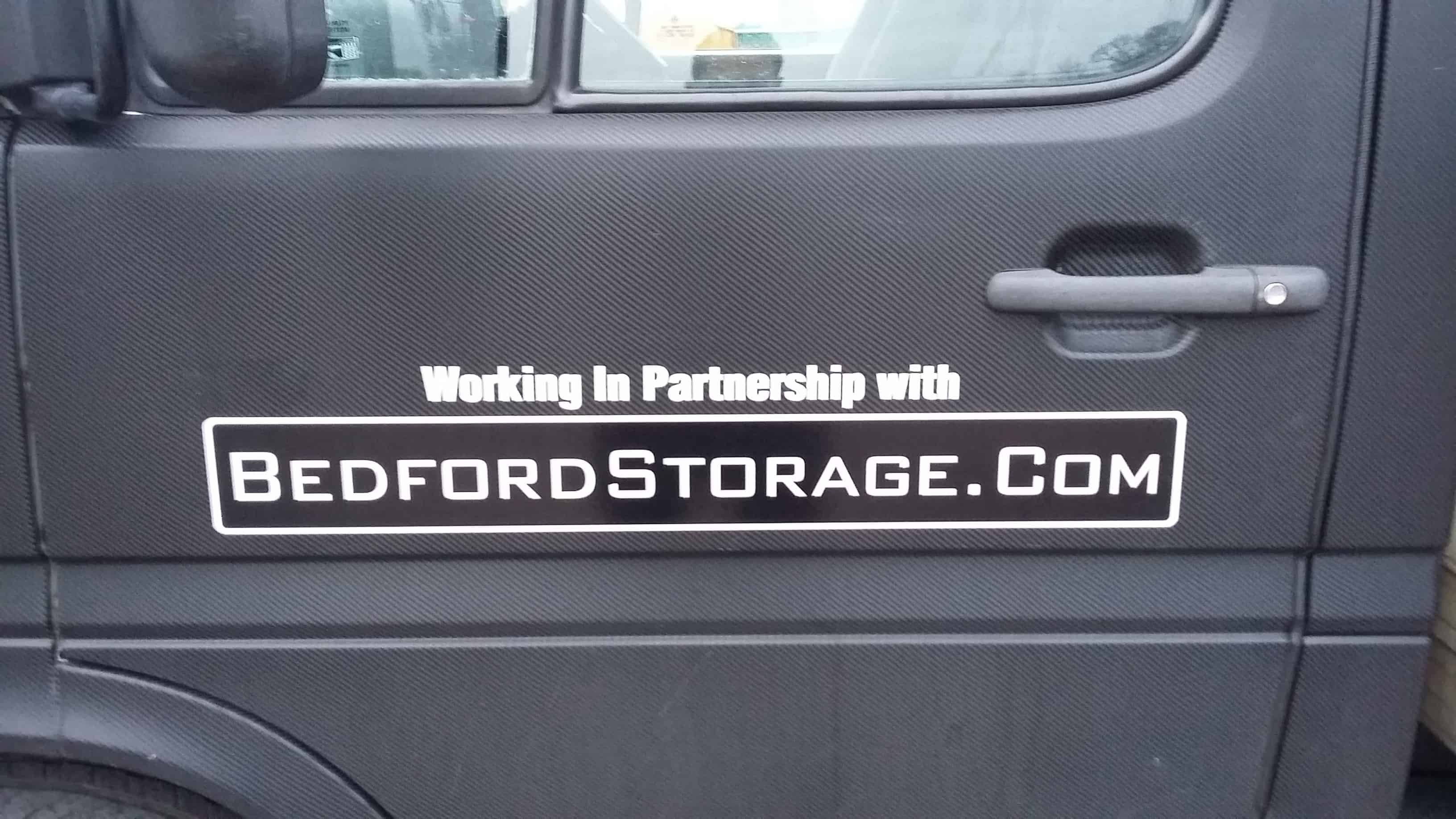 Storage in Bedford